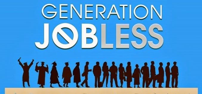 Generation jobless. Pensiamo al loro futuro
