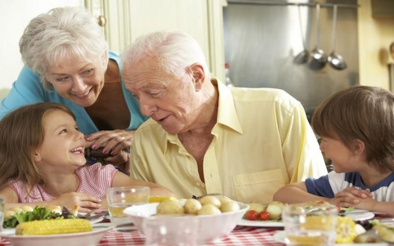 Istituzione della Festa nazionale dei nonni