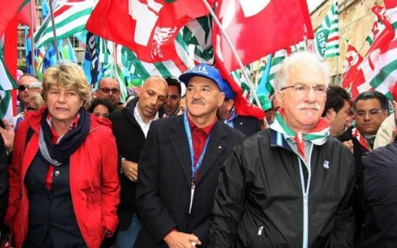 Legge Stabilità: Camusso, Bonanni, Angeletti sabato 14 dicembre al presidio di Roma a Montecitorio