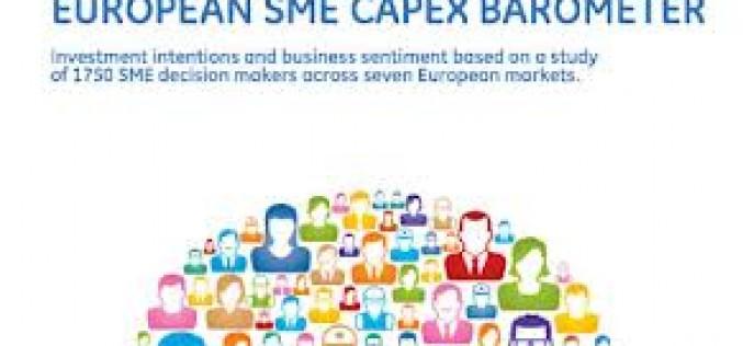 Studio European Sme Capex Barometer di GE Capital