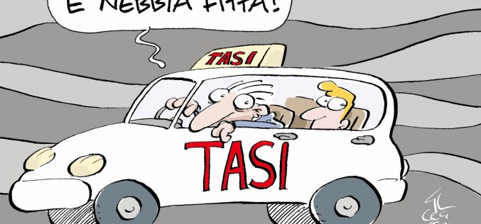 """""""La TASI in Puglia rischia di essere più gravosa dell'Imu proprio nei Comuni più virtuosi, penalizzando oltremodo lavoratori e pensionati"""""""