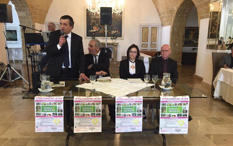 """Cerignola, Convegno """"Donne&Impresa"""". Uila-UIL: """"Nostro impegno per le donne continua"""""""